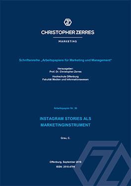 Prof. Dr. Christopher Zerres Arbeitspapiere